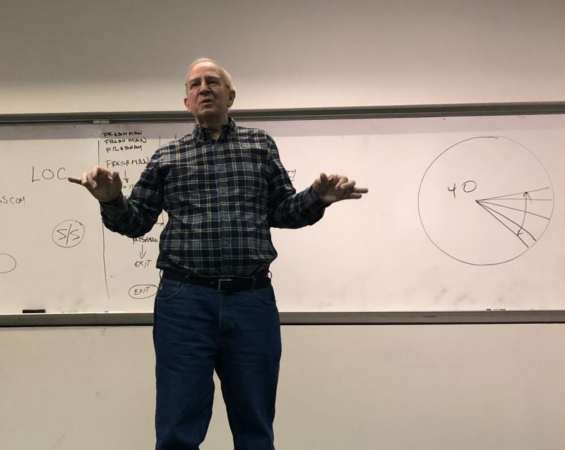 Jim Thompson asked to speak at Georgia Tech