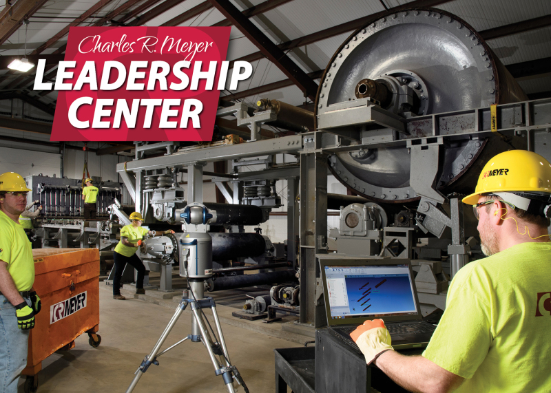 Paperitalo Publications to be partner in Charles R Meyer Leadership Center