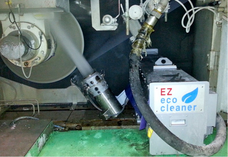 Coldwater acquires EZ eco smart cleaner Technology for Wires and Press Felts-- 90% Less Water and Eliminates Need for Mist Removal