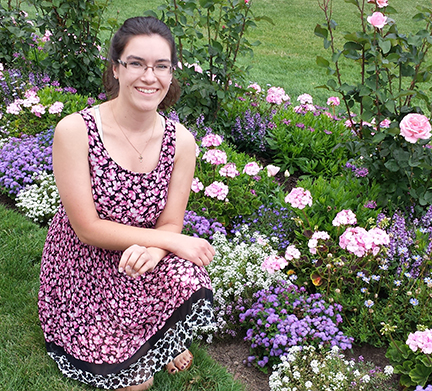Catching up with UWSP Paper Science and Engineering Senior Katie Ebelt