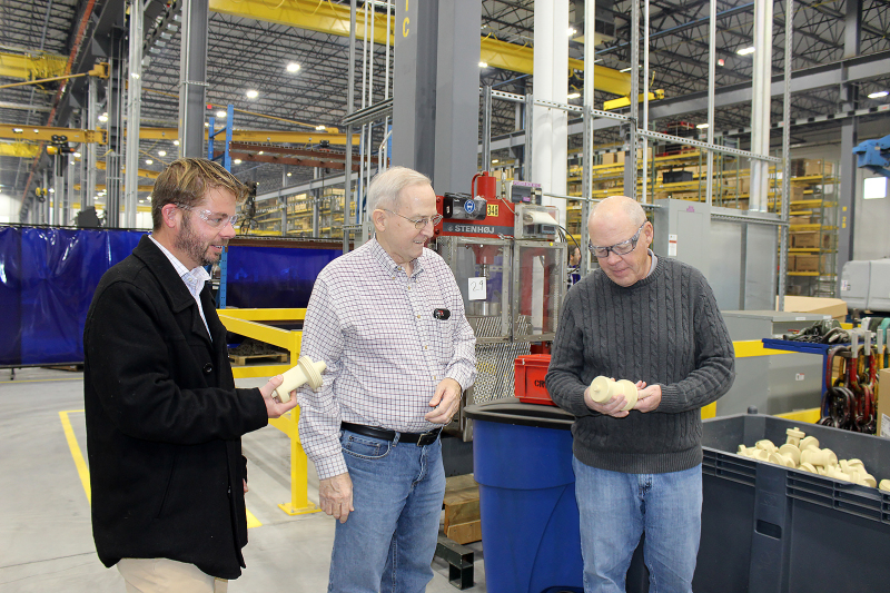 Touring Kadant Black Clawson's new state-of-the-art facility in Lebanon, Ohio