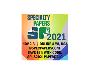 Agenda for Specialty Papers US 2021 Features FiberLean, Domtar, Ahlstrom Munksjö, Stora Enso, and Much More!