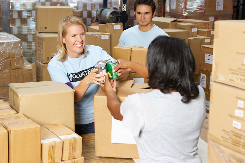 Pratt Industries Employees Donate to Hurricane Harvey Relief in Houston
